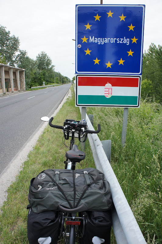 Grenze zu Ungarn
