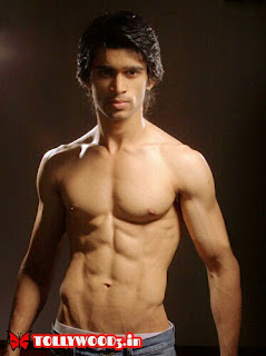 Abijith six pack body