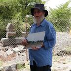 סיור בתי כנסת קדומים בגולן Golan Sinagogue