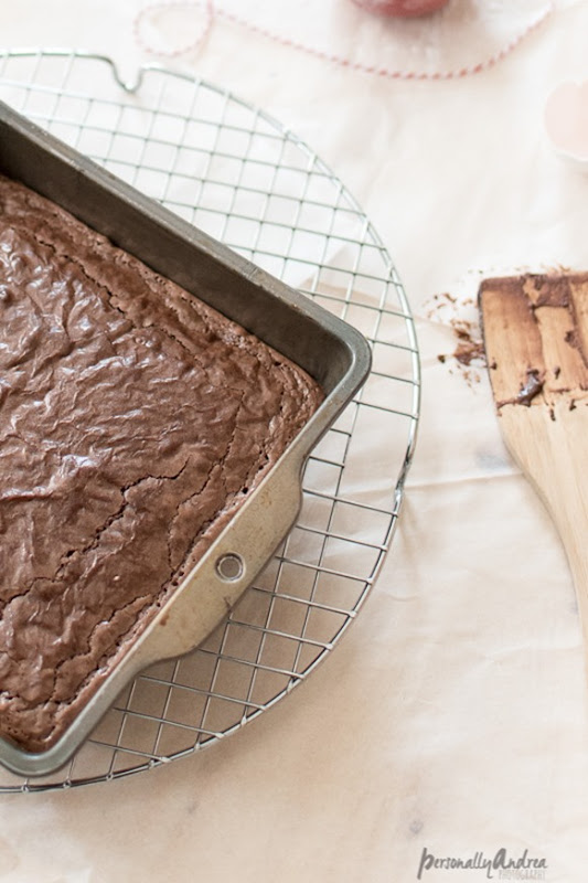 Espresso Brownies Using a Boxed Brownie Mix