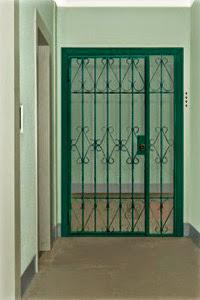 Цена решетчатой двери с фигурным рисунком в Санкт-Петербурге