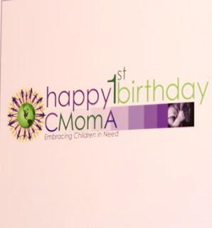 CMomA's 1st B/day!
