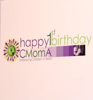 CMomA's 1st B/day!