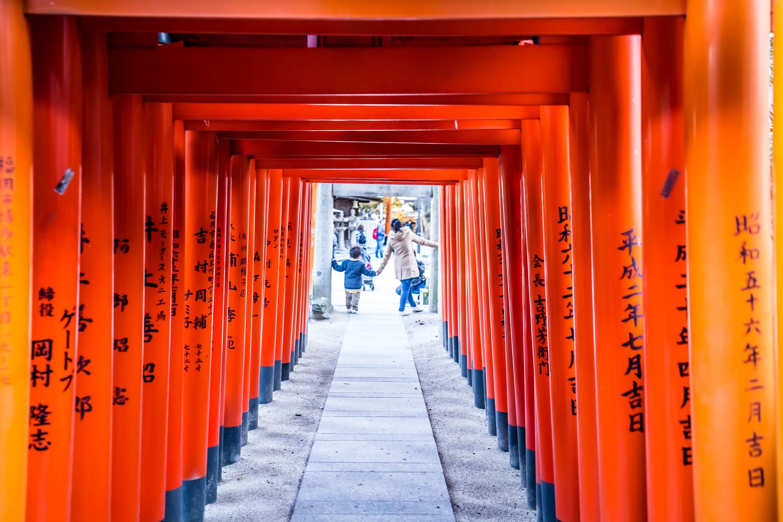 福岡 櫛田神社3