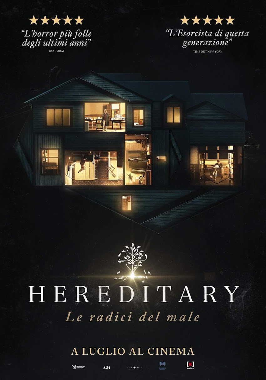 Ecco il teaser poster di Hereditary