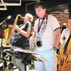 "April2013 Jazz Jam, ""Viva Pensacola"" kickoff event"