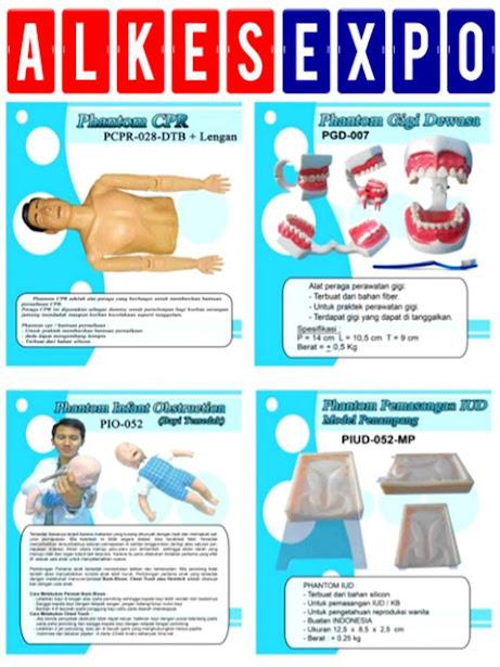 Phantom-CRP-plus-Infus-Gigi-Baby-Anne-Pemasangan-Iud-Alkes-Expo