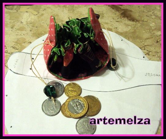 artemelza - niqueleira sanfoninha