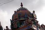 Sikkal temple vimanam