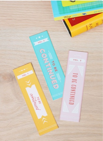 fun printable bookmarks