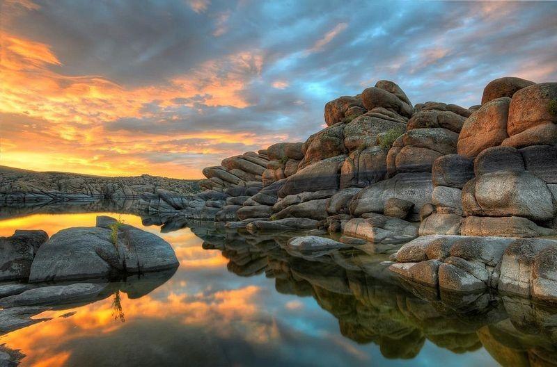 The Granite Dells Of Prescott Arizona Amusing Planet