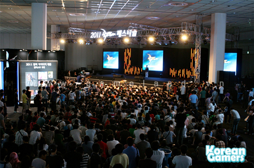 Sao Kpop hội tụ tại Dungeon & Fighter Festival 2