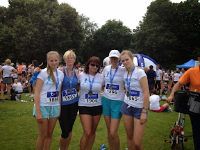 Samsung Irena Run (29 czerwca 2014)