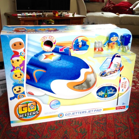 Go Jetters Toys Review