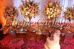 Fotos de decoração de casamento de Casamento Talitha e Rafael no Clube Militar da decoradora e cerimonialista de casamento Liliane Cariello que atua no Rio de Janeiro e Niterói, RJ.