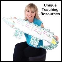 Heidi from Unique Teaching Resources