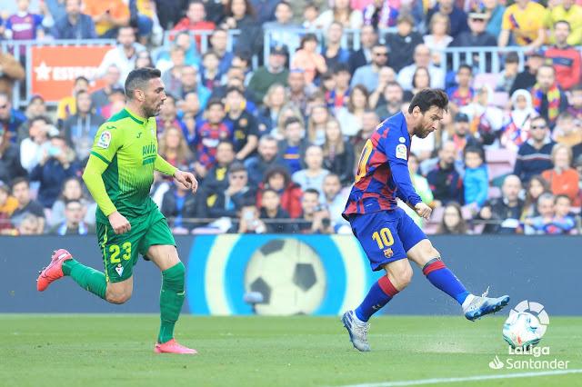 Superstar Leonel Messi in Barcelona photo