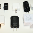 Ken Shirriff's blog: A dozen USB chargers in the lab: Apple is very good, but not quite the best