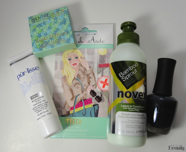 January 2017 Beauty Box Five 5    2