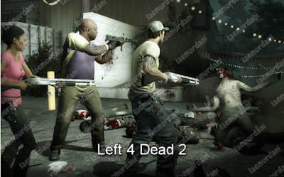 PC Game Horor Ringan Left 4 Dead 2 Terbaik