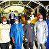 Vice-President Osinbajo, Tinubu, Sanwo-olu Meet In Lagos
