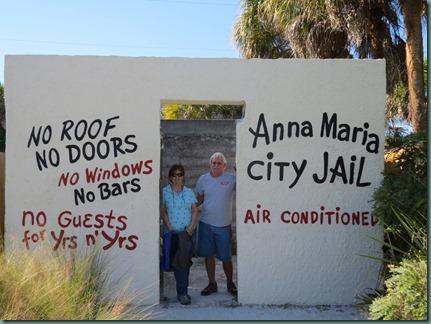 Ana Maria Island jail