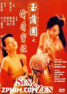 Nhục Bồ Đoàn - Sex and Zen (1991) Poster