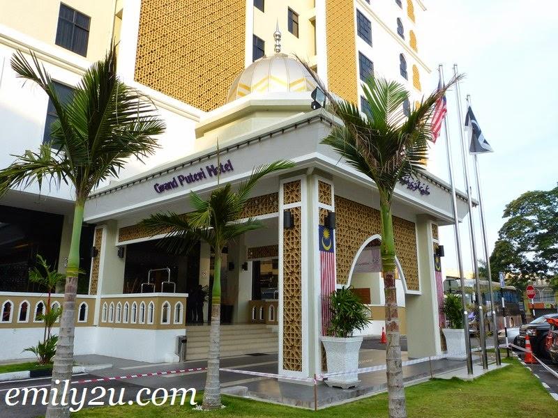 Grand Puteri Hotel (Jawhar - Maidam), Kuala Terengganu
