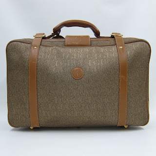 Gucci Vintage Luggage
