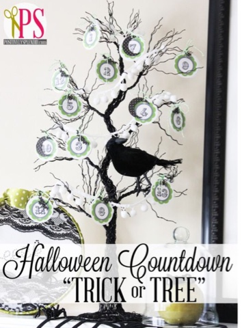 Trick or Tree Count Down