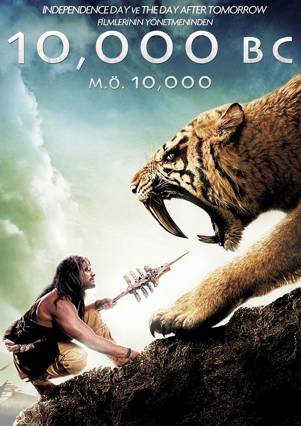 10000 Năm Trước Công Nguyên - 10000 BC (2008)   HD Thuyết Minh