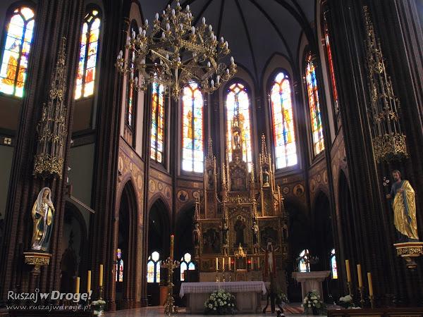 Rybnik - Ołtarz Bazyliki św. Antoniego Padewskiego