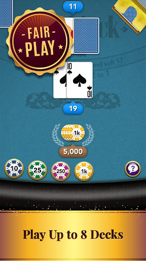 Blackjack Card Game screenshot 8