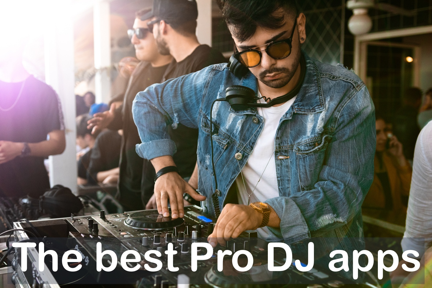 Best Pro DJ Apps for iPad & iPhone