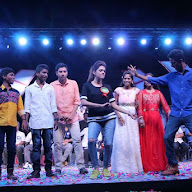 Guntur Talkies Team At Trrhigh School Anniversary Celebrati