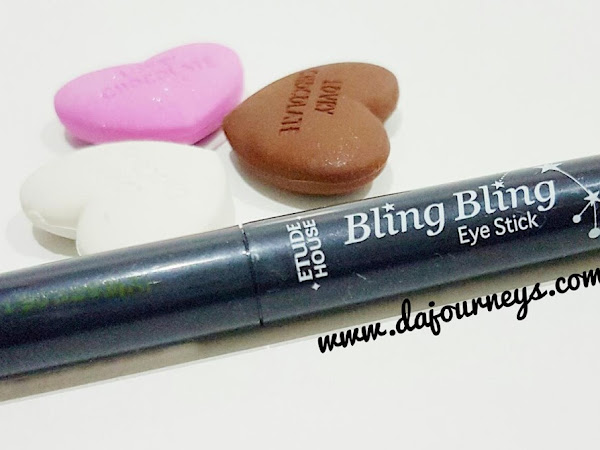 Review Etude House Bling Bling Eye Stick