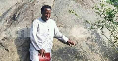 Prophet TB Joshua goes to the mountain to intercede for the world