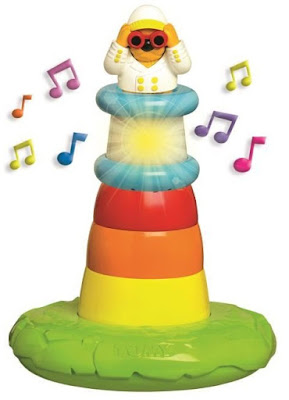 Ngọn Hải đăng xếp chồng Stack n Play Lighthouse Tomy