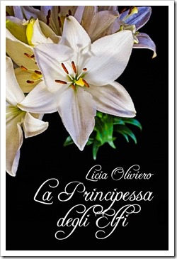 La Principessa degli Elfi cover cartaceo 600 x 900
