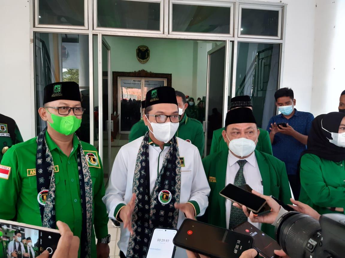 Ahmad Baidowi Ketua Formatur,  Mayoritas DPC Dukung MFA