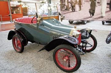 Peugeot torpédo BB 1913