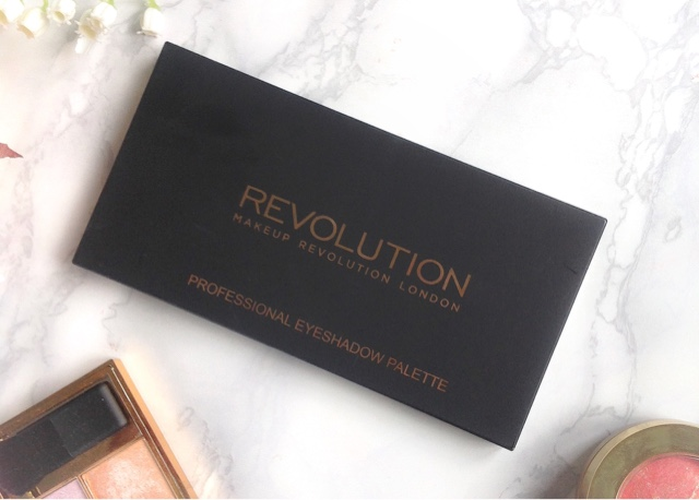 Makeup Revolution New-trals vs Neutrals Eyeshadow Palette