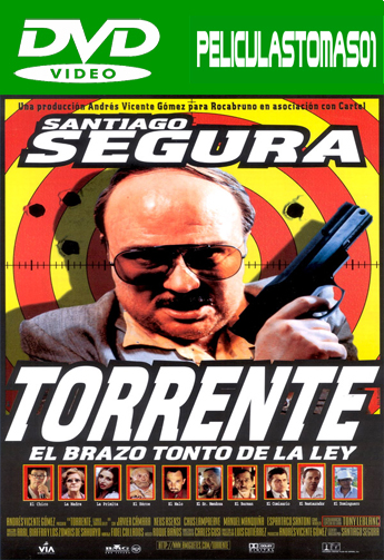 Torrente 1: El brazo Tonto de la Ley (1998) DVDRip