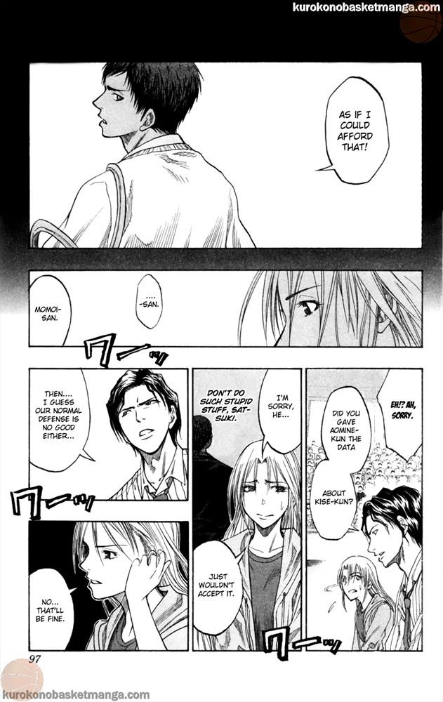 Kuroko no Basket Manga Chapter 65 - Image 11