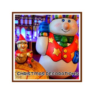 TRANG TRÍ GIÁNG SINH - CHRISTMAS DECORATIONS