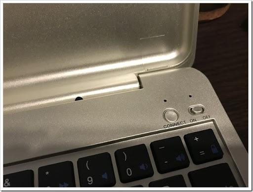 IMG 2368 thumb - 【ENTERが小さい!】iPadMini専用キーボードをWindowsユーザーが使うとこうなる!殆ど一緒なんだけど、殆ど一緒なんだけどさ…!【@が明後日の方向に】
