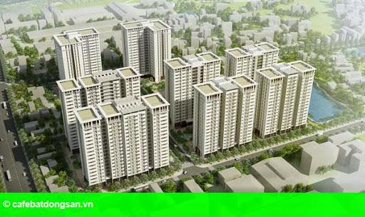 Hình 1: Căn hộ Hà Nội 600 triệu, ngàn người xếp hàng mua