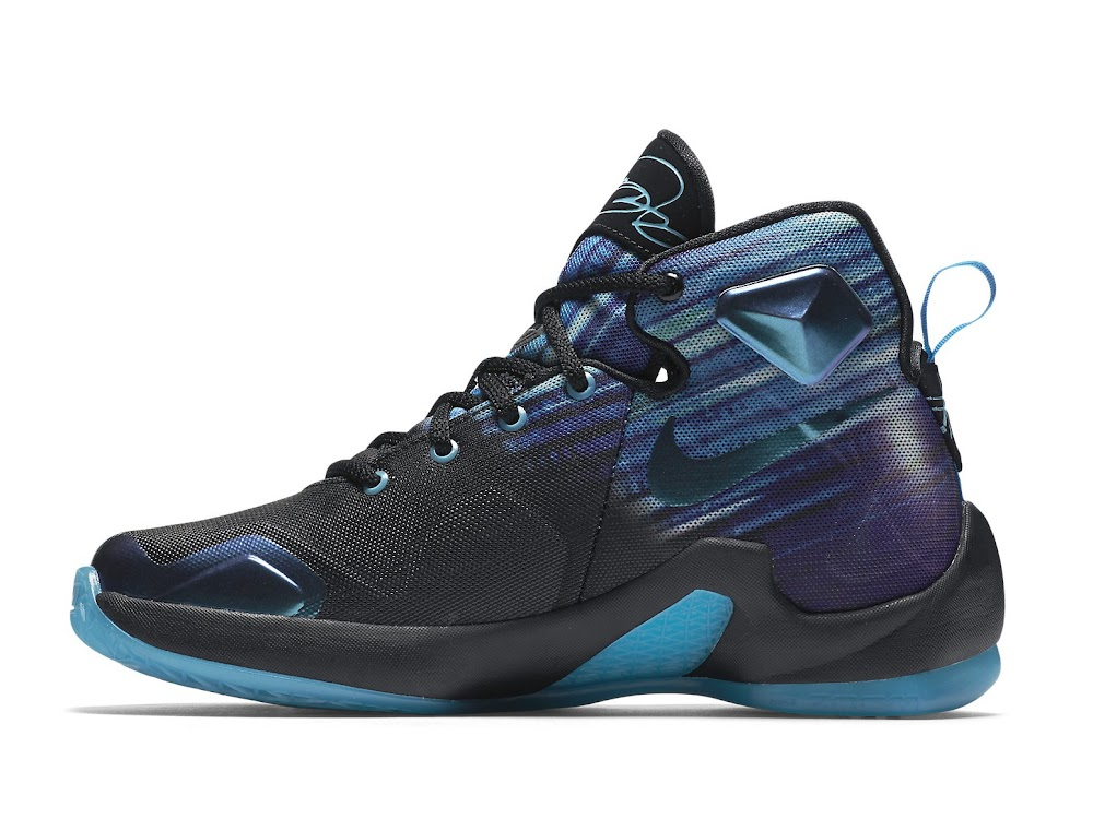 ... Nike Adds Summit Lake Hornets Look to LeBron 13 For Kids ... 03cfb93d46