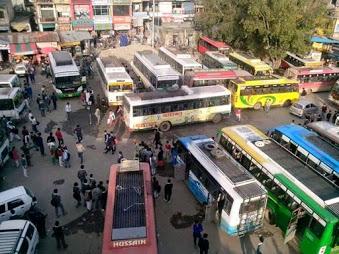 Breaking news Himachal: खुशखबरी प्रदेश में आज से 90 और अंतरराज्यीय रूटों पर HRTC बसें चल रही है