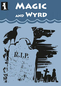 Cover of Anonymous's Book Magic and Wyrd
